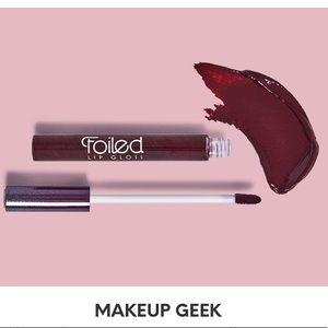 Makeup Geek Foiled Lip Gloss in Acoustic